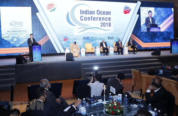 Third Indian Ocean Conference concludes in Hanoi hinh anh 1