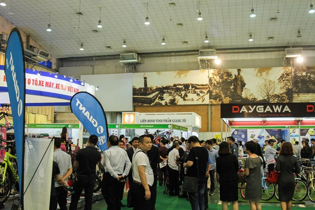 Int'l Vietnam Sport Show slated for November 15-18 hinh anh 1