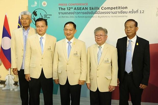 """Thailand to host """"World Skills ASEAN Bangkok 2018"""" hinh anh 1"""