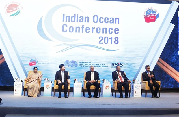 Indian Ocean Conference focus on building regional architecture hinh anh 1