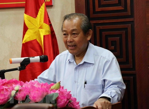 Deputy PM commends businesses' role in national economy hinh anh 1