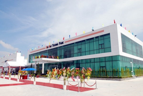 Viet-Pan Techno Park a model for FDI attraction: official hinh anh 1