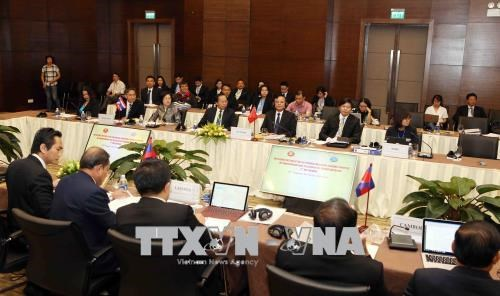 GMS countries implement ASEAN Agreement on Transboundary Haze Pollution hinh anh 1