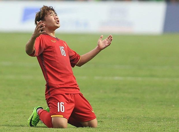 Vietnam lose 1-3 to RoK in ASIAD semifinals hinh anh 1
