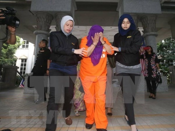 Former Malaysian spy chief arrested over missing election funds hinh anh 1