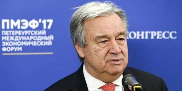 UN leader calls for efforts to deal with humanitarian crisis in Myanmar hinh anh 1