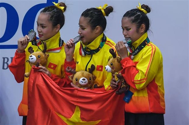 ASIAD 2018: Vietnam bags another silver in Pencak Silat hinh anh 1