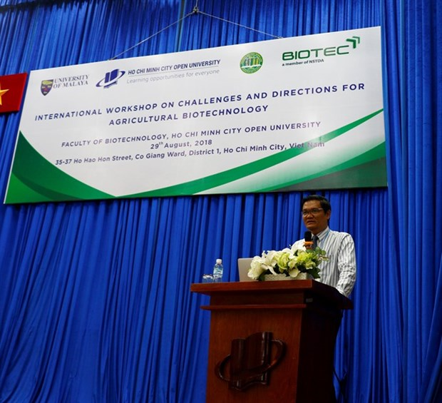 Vietnam makes biotechnology progress hinh anh 1