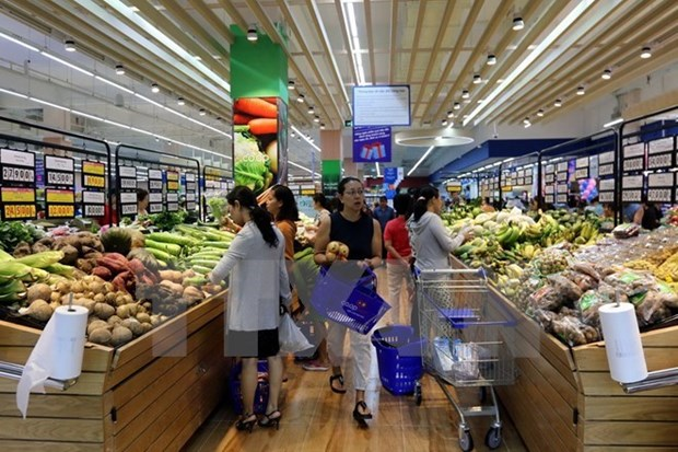 HCM City's CPI up 0.48 percent in August hinh anh 1