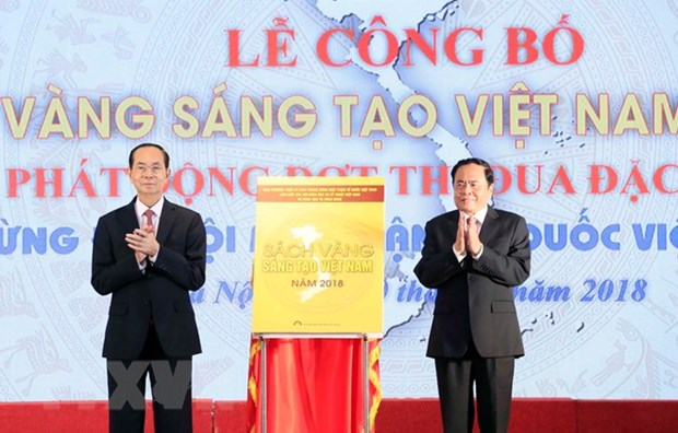 Book honours scientific-technological innovations hinh anh 1