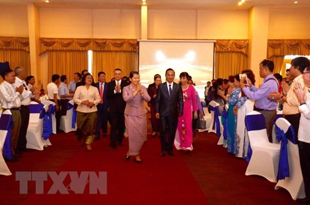 Khmer-Vietnam Association in Cambodia marks National Day hinh anh 1