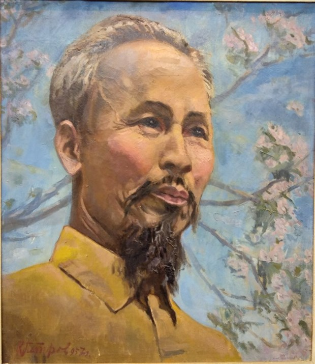 Museum receives memorabilia relating to President Ho Chi Minh hinh anh 1
