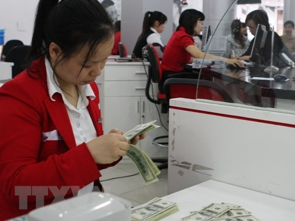 Reference exchange rate goes up on August 30 hinh anh 1