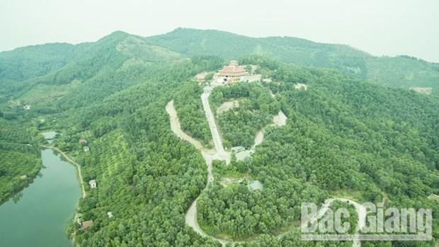 Main hall of Truc Lam-Phuong Hoang Zen Monastery inaugurated hinh anh 1