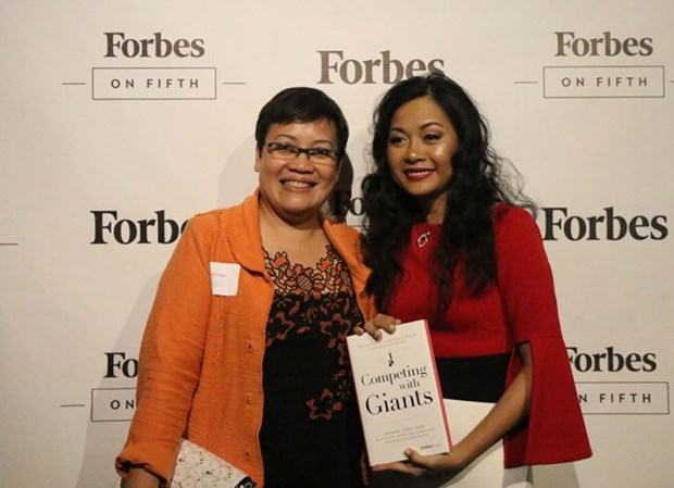 ForbesBooks publishes first book by Vietnamese author hinh anh 1