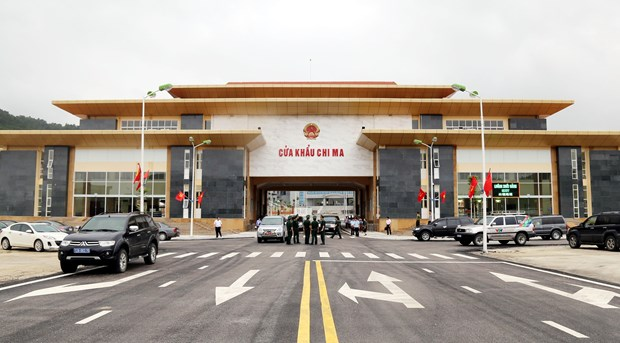Vietnam, China to open new border gate pair hinh anh 1
