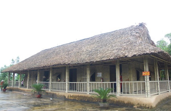 First credential receipt venue receives certificate as national relic site hinh anh 1