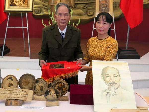 Ho Chi Minh remembrances granted to museum hinh anh 1