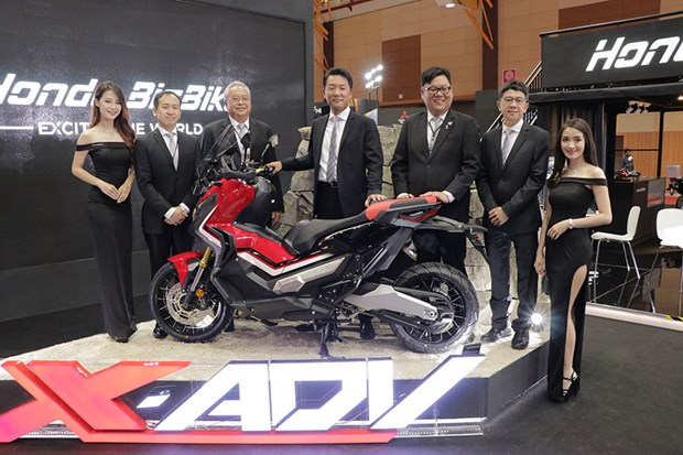 Honda Motor expects stable sales in Malaysia hinh anh 1