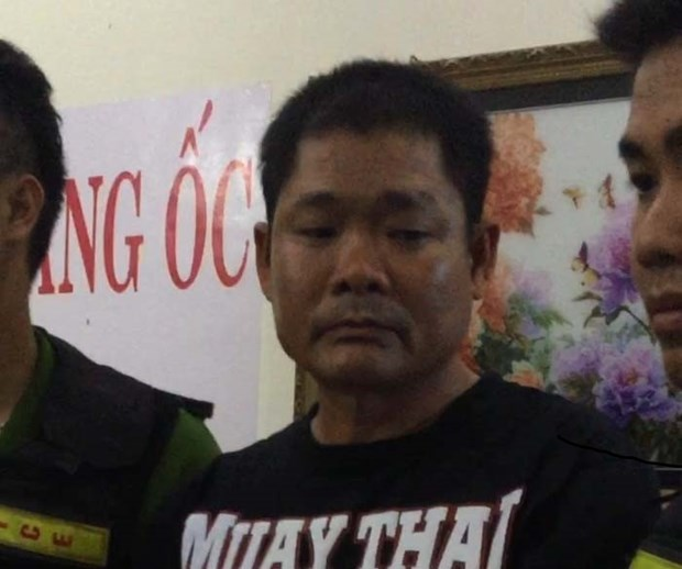 Large cache of firearms found at Viet Tan member's home hinh anh 1