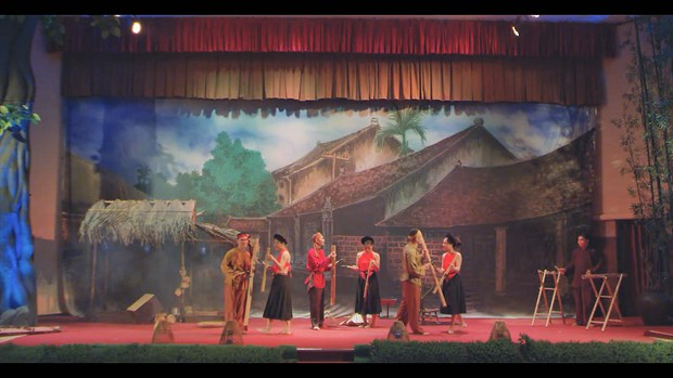 Art show features the spirit of Vietnamese countryside hinh anh 6