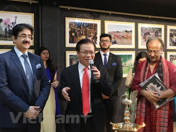 Film festival, photo exhibition introduce Vietnam to India hinh anh 1