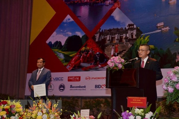 Vietnam's overseas diplomatic missions celebrate 73rd National Day hinh anh 1