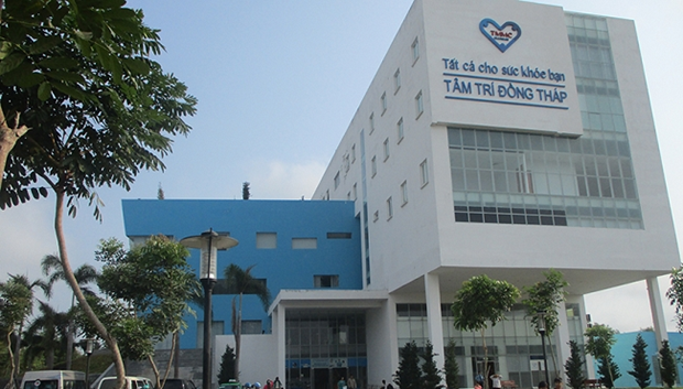 VinaCapital splash out on Tam Tri Medical Group hinh anh 1