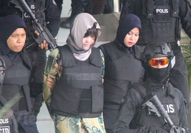 Malaysian police tracing two witnesses for DPRK citizen murder trial hinh anh 1