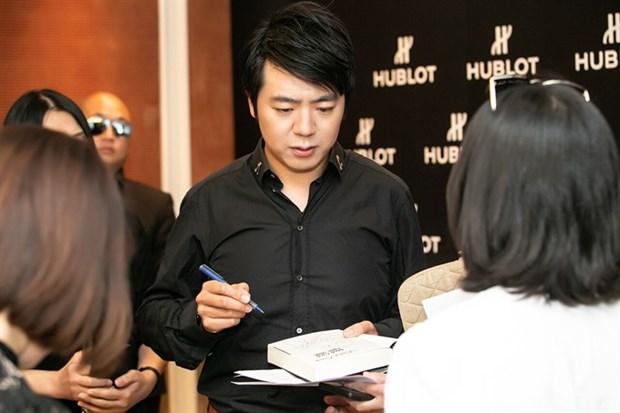 Lang Lang hits right note in Hanoi hinh anh 1
