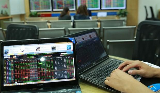 Heavyweight stocks dent market hinh anh 1