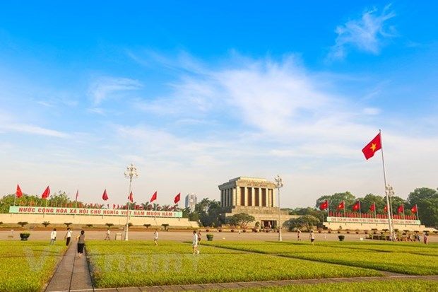 World leaders congratulate Vietnam on 73rd National Day hinh anh 1