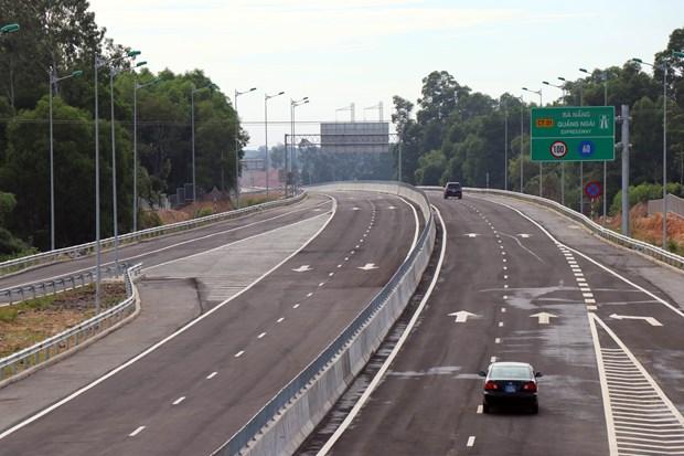 Da Nang – Quang Ngai Expressway fully put into use hinh anh 1