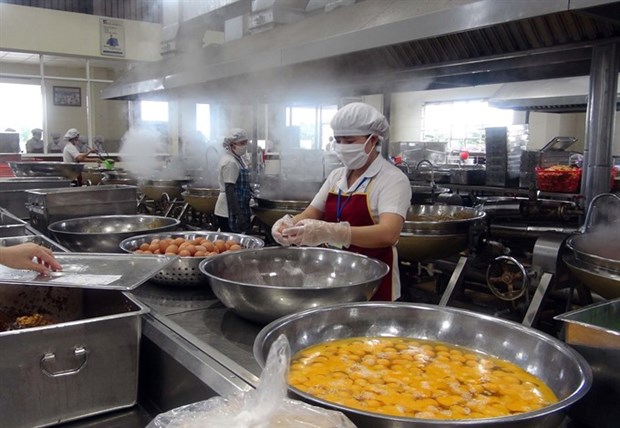 Food safety in industrial zones a major concern hinh anh 1