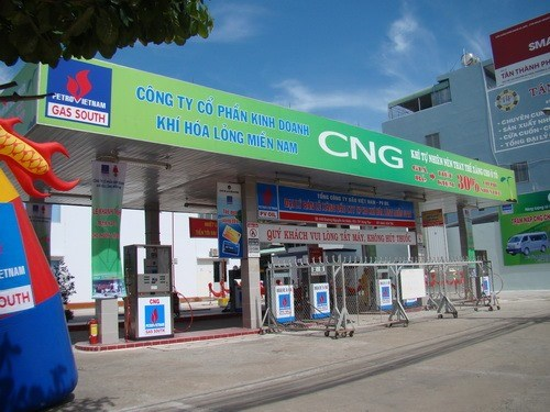 HCM City to set up more CNG filling stations hinh anh 1