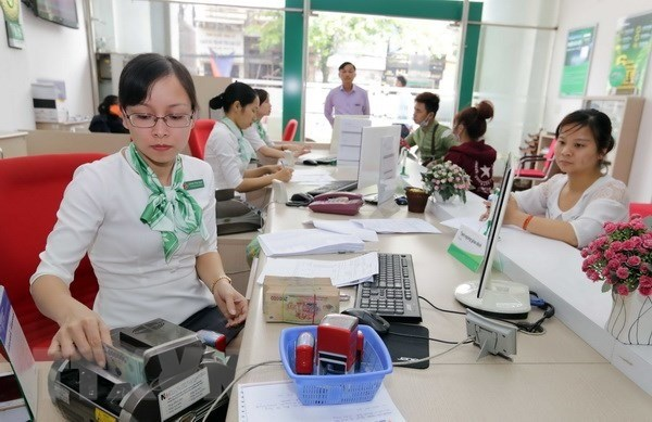 Credit growth hits four-year low in first eight months hinh anh 1