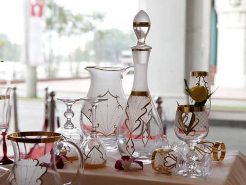 Glass product exports rake in 592.8 million USD in 7 months hinh anh 1