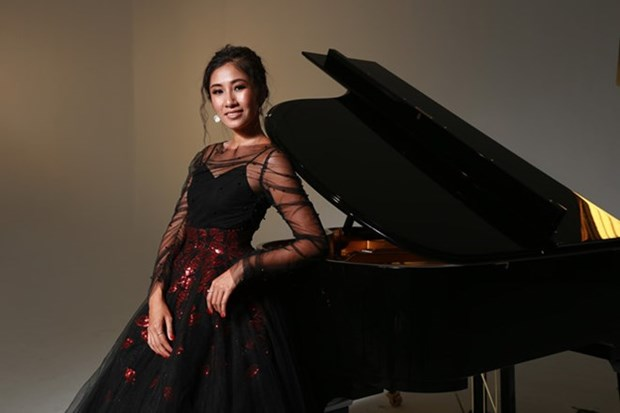 Vietnamese-Australian famous pianist to play in HCM City hinh anh 1
