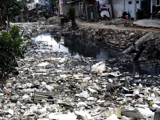 Japan supports Vietnam in pollution control hinh anh 1