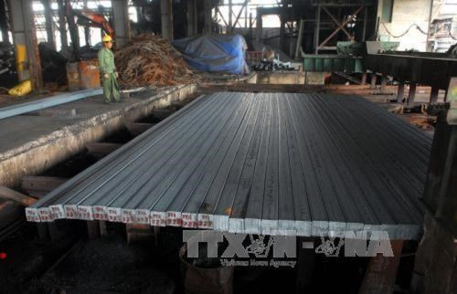 Vietnamese steel faces 8 trade remedy cases in a month hinh anh 1