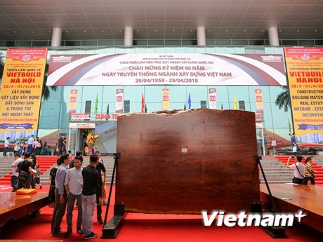Second Vietbuild 2018 to be held in capital city hinh anh 1