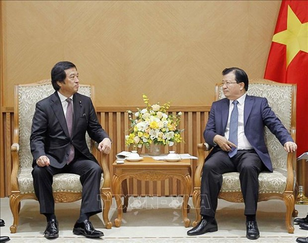 Vietnam calls for more Japanese assistance in maritime research hinh anh 1