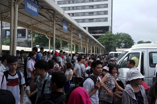 Traffic deaths decline during National Day holidays hinh anh 1