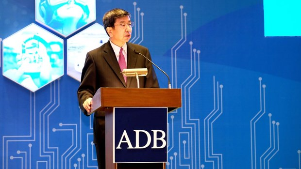 ADB supports digital technology for Asia-Pacific development hinh anh 1