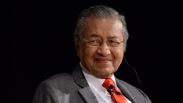 Malaysian PM promises to hand power after two years hinh anh 1
