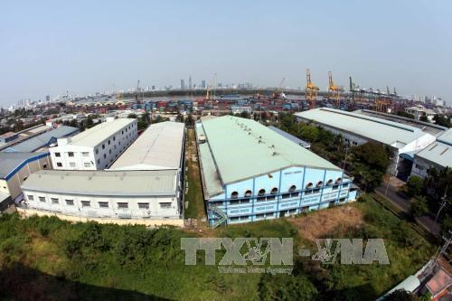 HCM City: Exports pick up 6 percent in eight months hinh anh 1