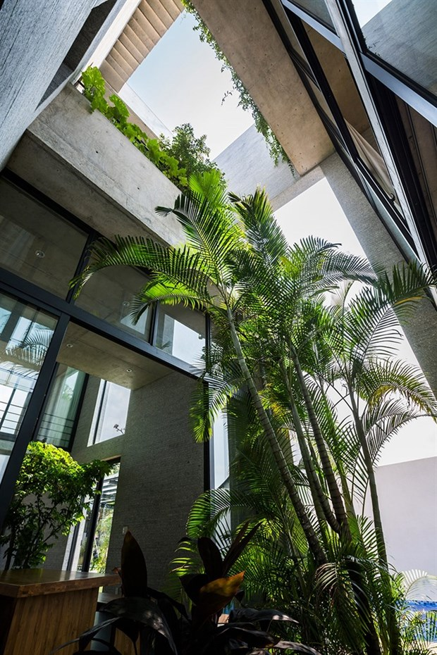 Vietnamese company wins int'l architecture awards hinh anh 2