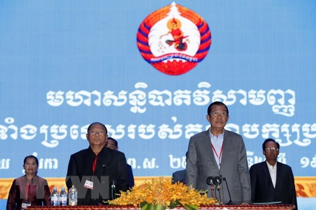 Cambodian National Assembly selects key positions hinh anh 1