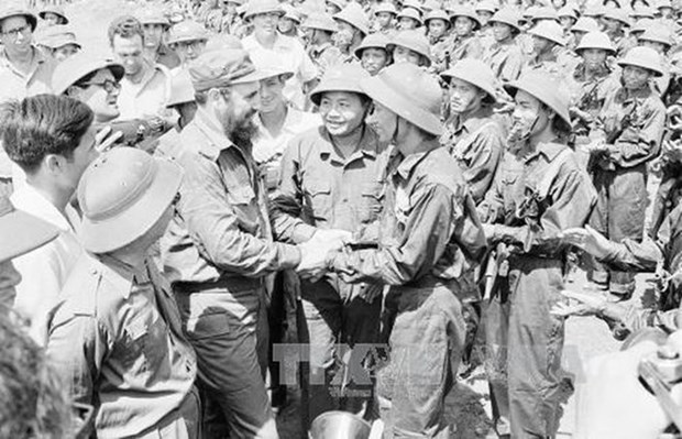 Activities to mark Fidel's historical visit to Vietnam hinh anh 1