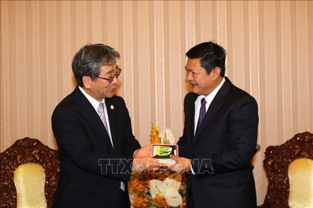 HCM City looks to boost environmental cooperation with Japan's Osaka hinh anh 1